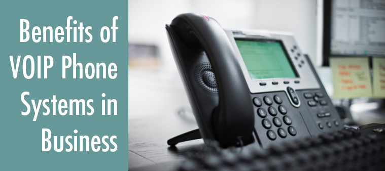 Why Install a VoIP Phone System? | Flex Tech Group